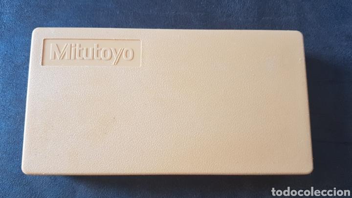 Antigüedades: Micrómetro Mitutoyo 0-25mm - Foto 4 - 194064136