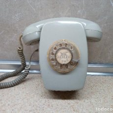 Teléfonos: TELEFONO DE PARED HERALDO DE CITESA ( MALAGA ) PERFECTO ). Lote 194088476