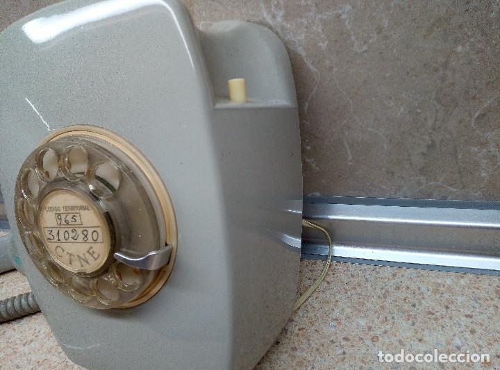 Teléfonos: TELEFONO DE PARED HERALDO DE CITESA ( MALAGA ) PERFECTO ) - Foto 7 - 194088476
