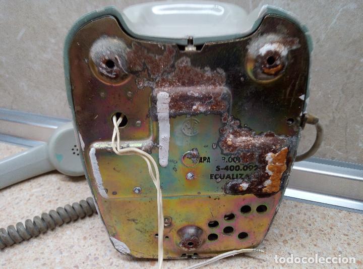 Teléfonos: TELEFONO DE PARED HERALDO DE CITESA ( MALAGA ) PERFECTO ) - Foto 8 - 194088476