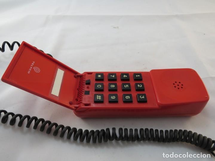 TELEFONO MARCA TELICO MODELO BENJAMIN (Antigüedades - Técnicas - Teléfonos Antiguos)