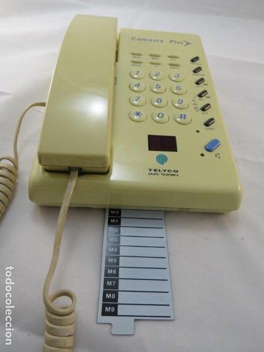 Teléfonos: Telefono contestador Marca Telico - Foto 6 - 194126093