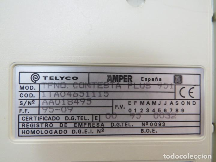 Teléfonos: Telefono contestador Marca Telico - Foto 7 - 194126093