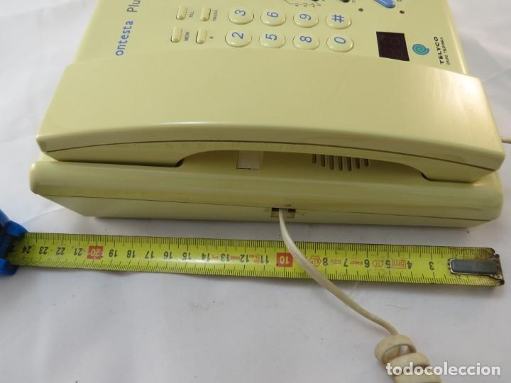 Teléfonos: Telefono contestador Marca Telico - Foto 8 - 194126093