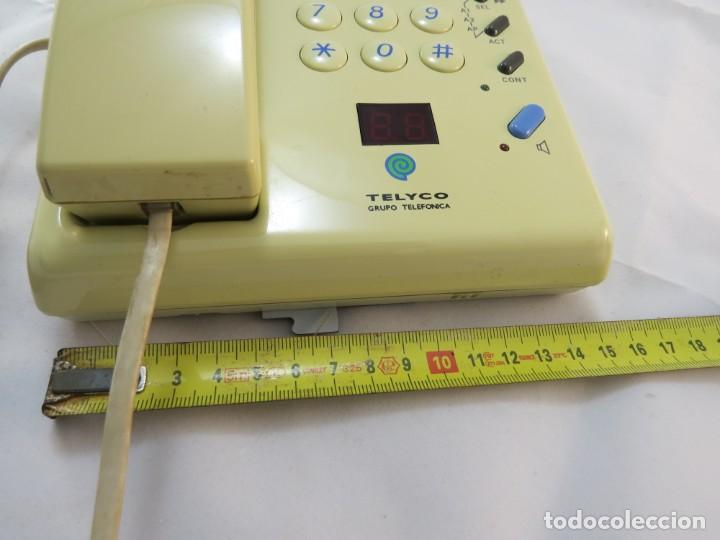 Teléfonos: Telefono contestador Marca Telico - Foto 9 - 194126093