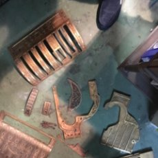 Antigüedades: ESTRUCTURA CAJA REGISTRADORA NATIONAL. Lote 194126538