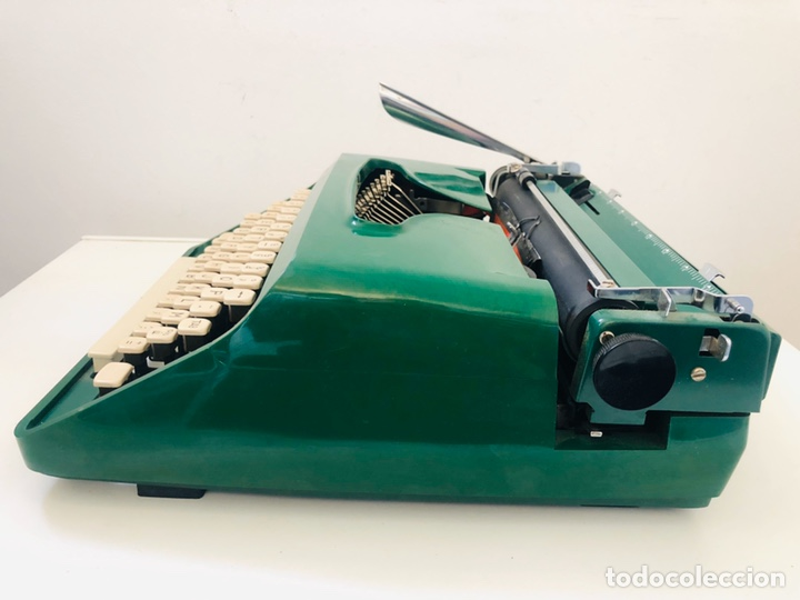 Antigüedades: Remington Concord 1969 Typewriter - Foto 8 - 194203337