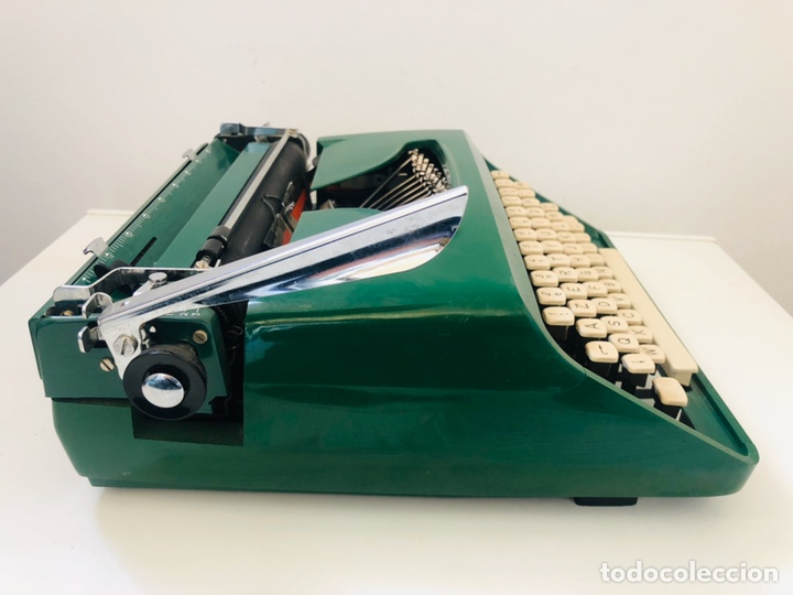 Antigüedades: Remington Concord 1969 Typewriter - Foto 12 - 194203337