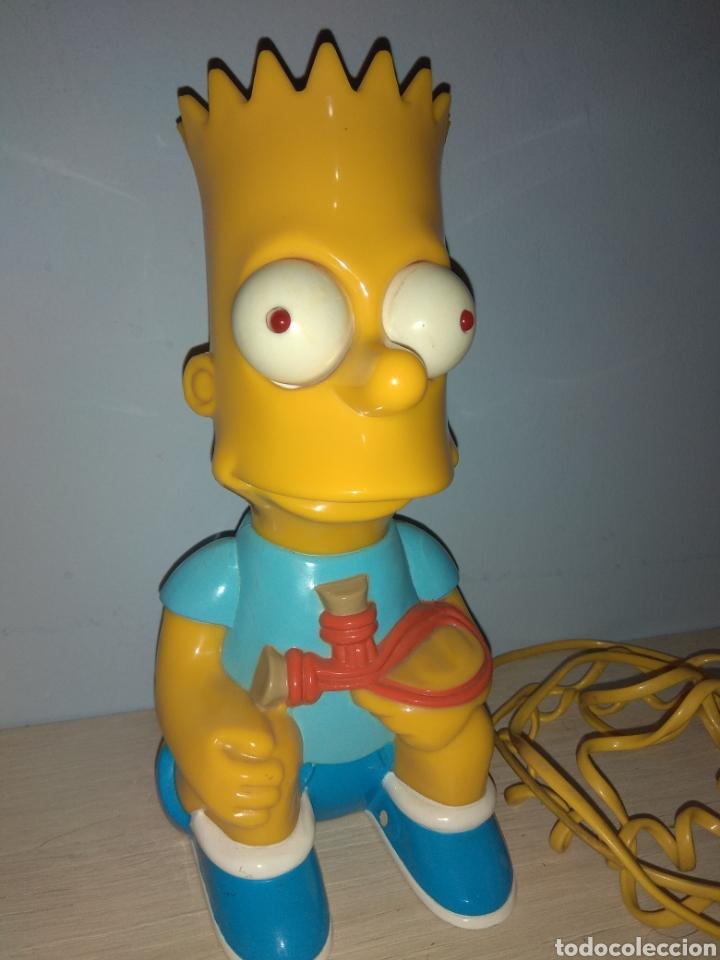 Teléfonos: Antiguo Teléfono de Bart Simpson - The Simpsons - año 1990 - - Foto 5 - 194227223
