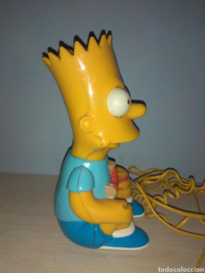 Teléfonos: Antiguo Teléfono de Bart Simpson - The Simpsons - año 1990 - - Foto 6 - 194227223