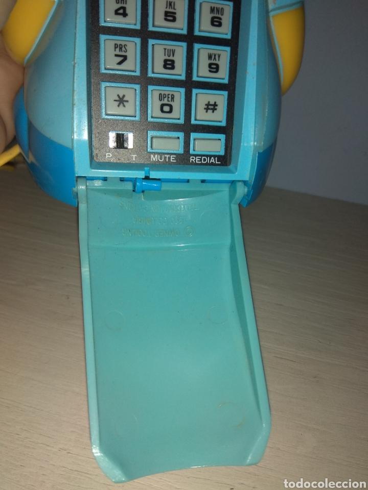 Teléfonos: Antiguo Teléfono de Bart Simpson - The Simpsons - año 1990 - - Foto 10 - 194227223