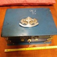 Antigüedades: CAJA DE CAUDALES.. Lote 194241902
