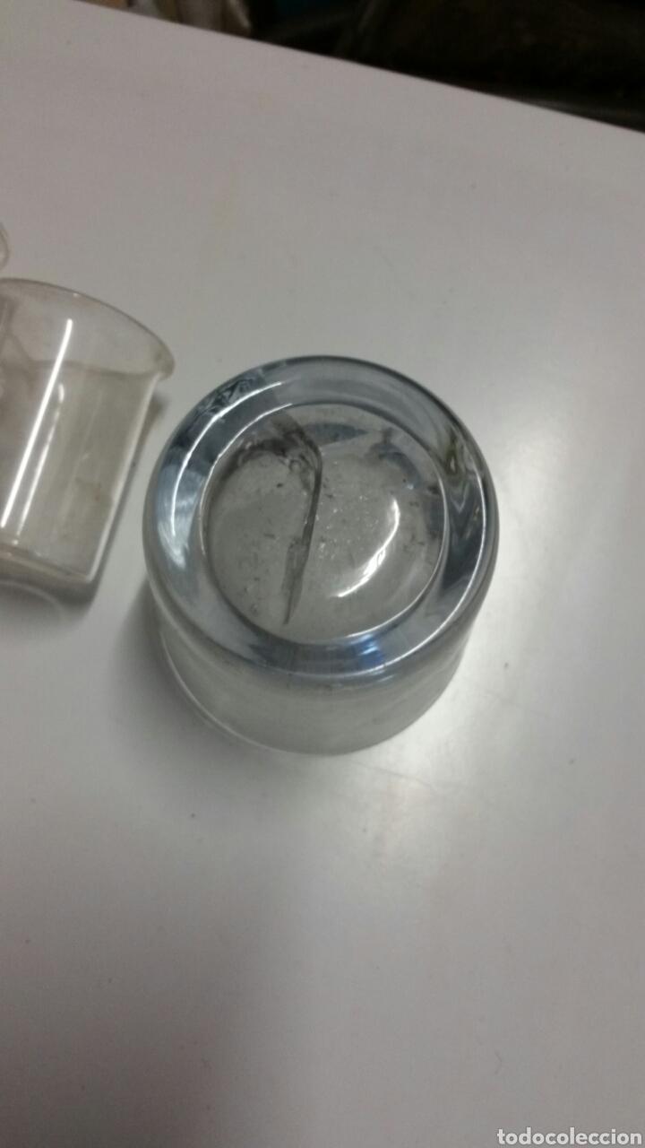 Antigüedades: Probetas medidores laboratorio - Foto 4 - 194242160