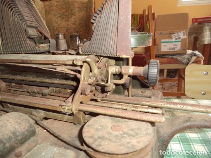 Antigüedades: MAQUINA ESCRIBIR OLIVER TYPEWRITER N.º 10 CHICAGO 1912 - - MIRAR LAS FOTOS -- - Foto 11 - 194247438