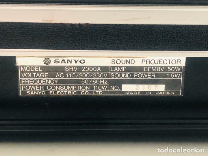 Antigüedades: Sanyo SHV 2000 - Foto 12 - 194295523