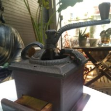 Antigüedades: MOLINILLO CAFÉ ANTIGUO. Lote 194297182
