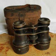 Antigüedades: BINOCULARES / PRISMATICOS ANTIGUOS DE TEATRO, PRINCIPIOS S XX. Lote 194309018