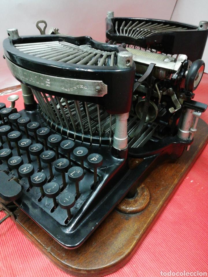 Antigüedades: Máquina de escribir Williams. Num. 2.U.S.A. 1.896. - Foto 4 - 194307225