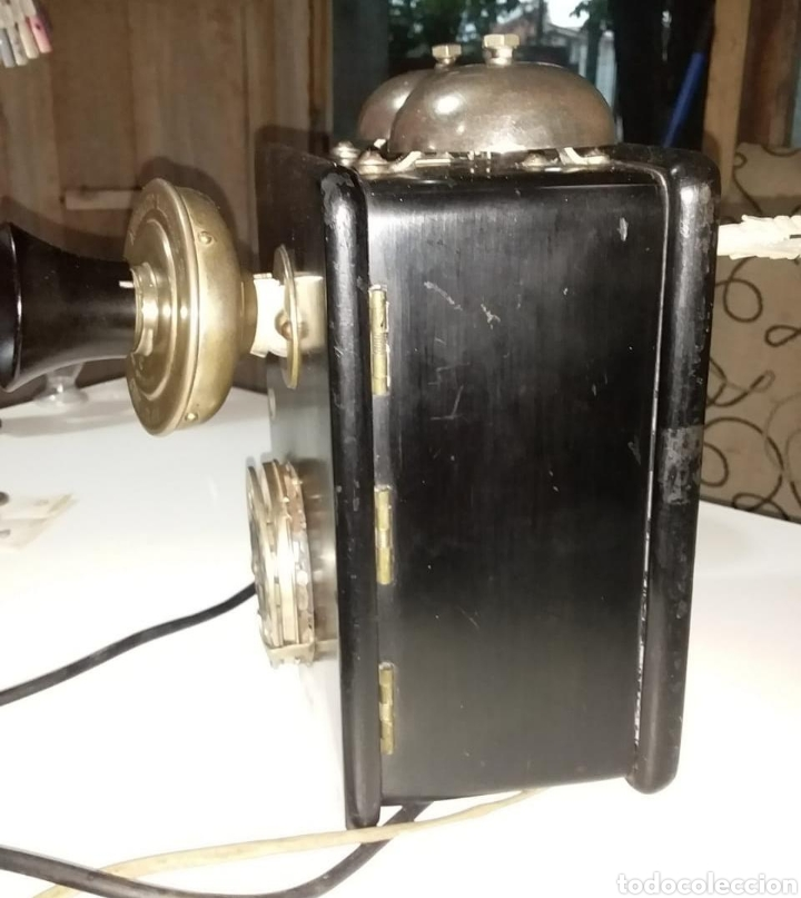 Teléfonos: Teléfono bocina automático company Chicago ILL - Foto 3 - 194340188