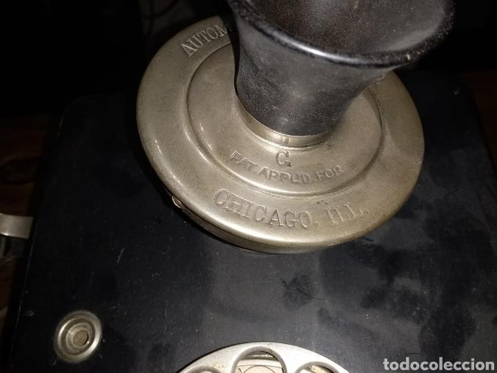 Teléfonos: Teléfono bocina automático company Chicago ILL - Foto 4 - 194340188