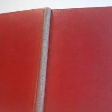 Antigüedades: LIBRO UN PROCESO POR ENVENENAMIENTO JOSE M.. Lote 194378551
