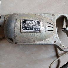 Antigüedades: ANTIGUO TALADRO DYNA 125V. Lote 194499966