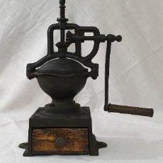 Antigüedades: MOLINILLO LEINBROCK'S JDEAL 1 GRAN TAMAÑO. Lote 194500993