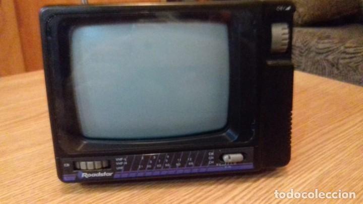 Antigüedades: Antigua televisión de colección ROADSTAR - Foto 2 - 194532331