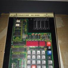 Antigüedades: ENTRENADOR PROMAX INSTRUCTOR ELECTRÓNICO MI-650. ELECTRÓNICA MICROPROCESADOR. Lote 194539966