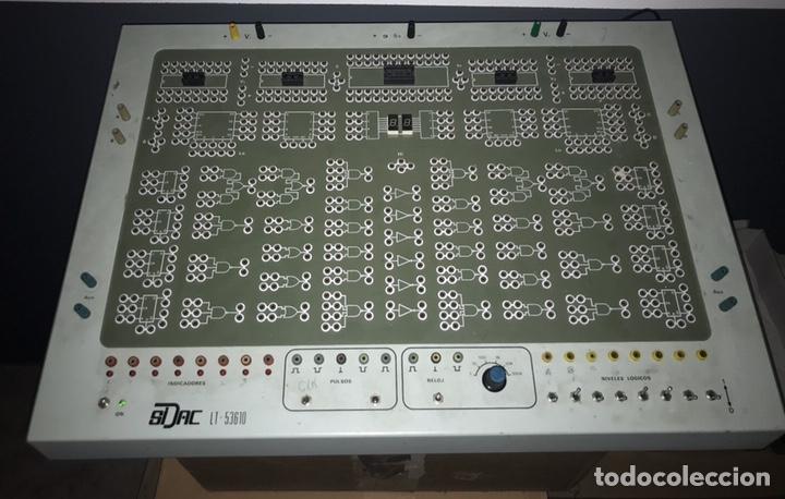 ENTRENADOR DIGITAL SIDAC LT 53610 (Antigüedades - Técnicas - Herramientas Profesionales - Electricidad)