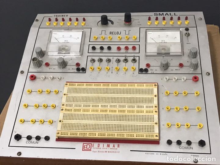 Antigüedades: ENTRENADOR ELECTRÓNICO EDIMAR - Foto 3 - 194540212