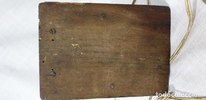 Antigüedades: VOLTÍMETRO ANTIGUO DE MADERA - Foto 2 - 194543723