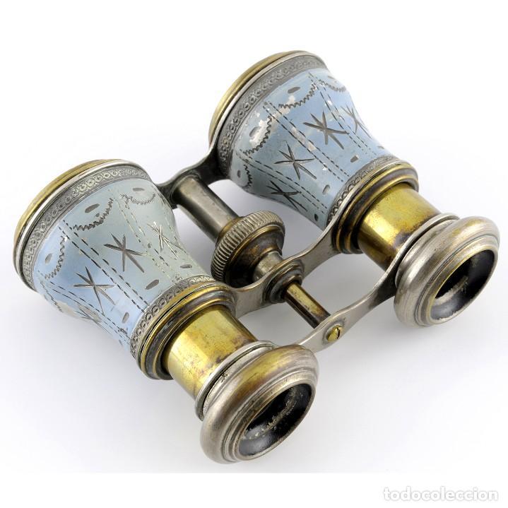 BINOCULARES (Antigüedades - Técnicas - Instrumentos Ópticos - Binoculares Antiguos)