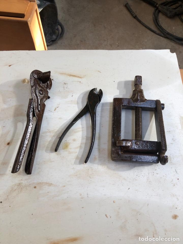 HERRAMIENTAS (Antigüedades - Técnicas - Herramientas Profesionales - Albañileria)