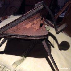 Antigüedades: ANTIGUO FUELLE DE FRAGUA. . Lote 194589838