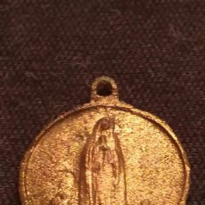 Antigüedades: ANTIGUA MEDALLA DE COBRE (115). Lote 194614966