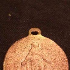 Antigüedades: ANTIGUA MEDALLA MILAGROSA DE COBRE (118). Lote 194616100