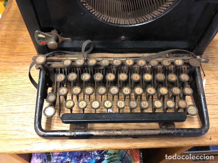 Antigüedades: Màquina de escrivir Remington - Foto 7 - 194628813