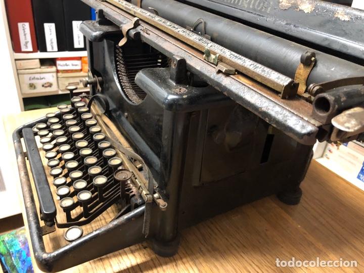 MÀQUINA DE ESCRIVIR REMINGTON (Antigüedades - Técnicas - Máquinas de Escribir Antiguas - Remington)