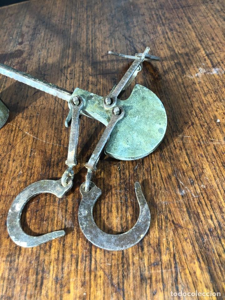 Antigüedades: ANTIGUA ROMANA BRONCE Y HIERRO 37 cm - Foto 5 - 194687178
