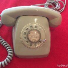 Teléfonos: TELÉFONO HERALDO FABRICADO CITESE MALAGA SOBREMESA. Lote 194690100