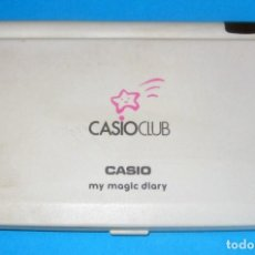 Antigüedades: CASIOCLUB – CASIO MY MAGIC DIARY EN MUY BUEN ESTADO. Lote 194708288