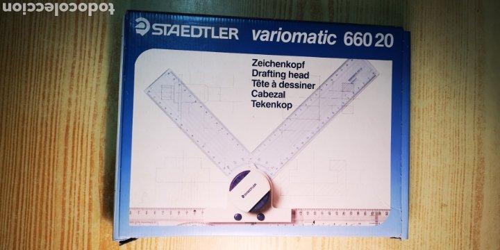Antigüedades: Staedtler variomatic 660 20 por estrenar - Foto 4 - 194725186