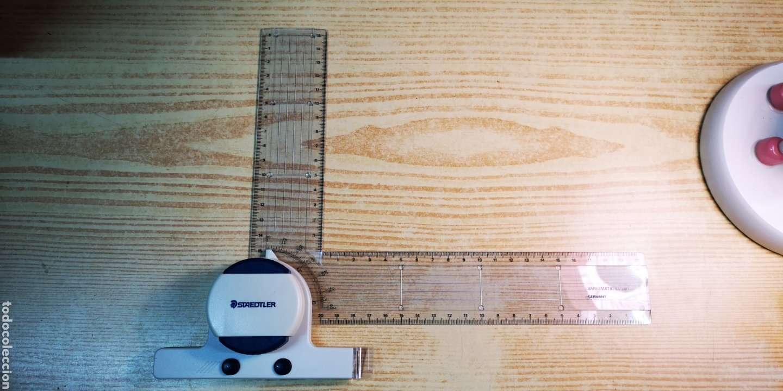 STAEDTLER VARIOMATIC 660 20 POR ESTRENAR (Antigüedades - Técnicas - Aparatos de Cálculo - Reglas de Cálculo Antiguas)