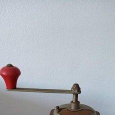 Antigüedades: MOLINILLO DE CAFÉ ANTIGUO. Lote 194733037