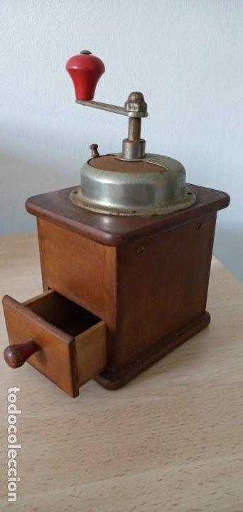 Antigüedades: Molinillo de café antiguo - Foto 2 - 194733037