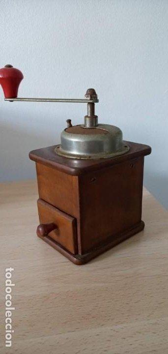 Antigüedades: Molinillo de café antiguo - Foto 3 - 194733037