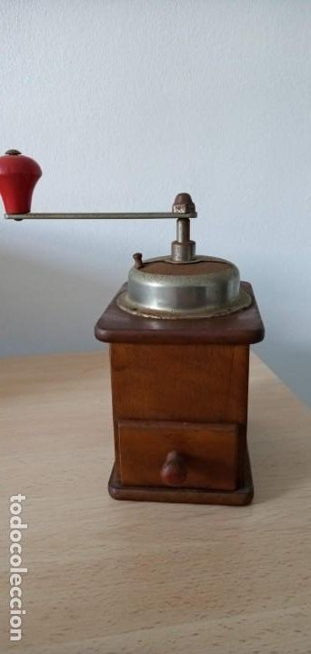Antigüedades: Molinillo de café antiguo - Foto 4 - 194733037
