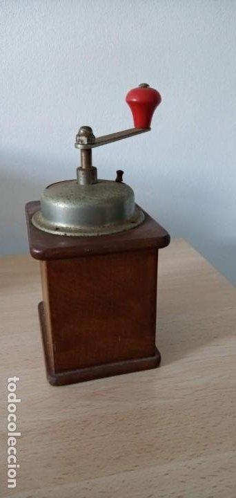 Antigüedades: Molinillo de café antiguo - Foto 5 - 194733037