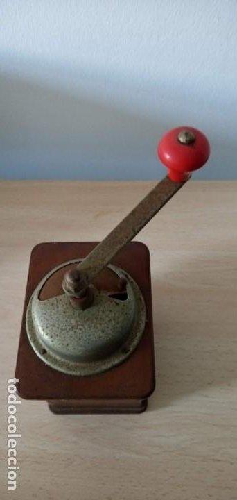 Antigüedades: Molinillo de café antiguo - Foto 6 - 194733037